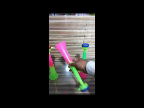 Light Horn Toy | M J Toys Industry | Jameel Toys | 9818571378