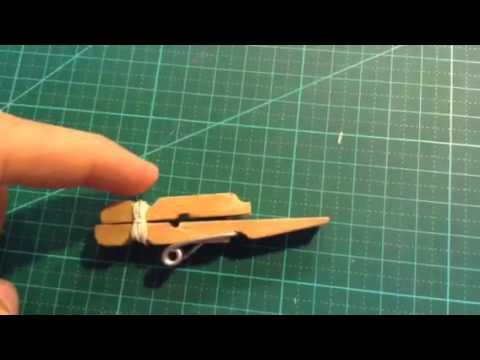 Comment fabriquer un pistolet a cure dent youtube - Comment fabriquer un pistolet ...