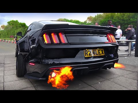 SCARY Ford Mustang