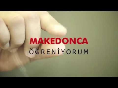 200 cümle - Makedonca - Türkçe