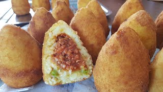 ARANCINI RICETTA ORIGINALE | FINGERFOOD