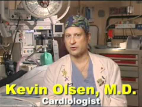 CMC Cardiologist, Kevin Olsen, MD Answers