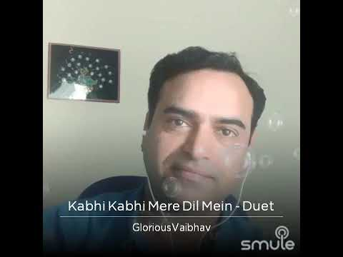 Kabhi Kabhi Mere Dil Main By Dr. Vaibhav Sabnis
