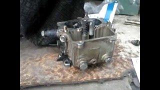 Карбюратор К 126 ГУ, чистка, ремонт, установка ремкомплекта