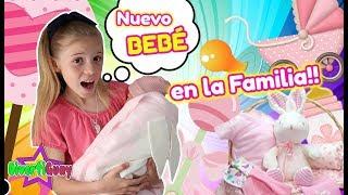 Обложка на видео - LA LLEGADA DE MI NUEVO BEBÉ REBORN EN LA FAMILIA