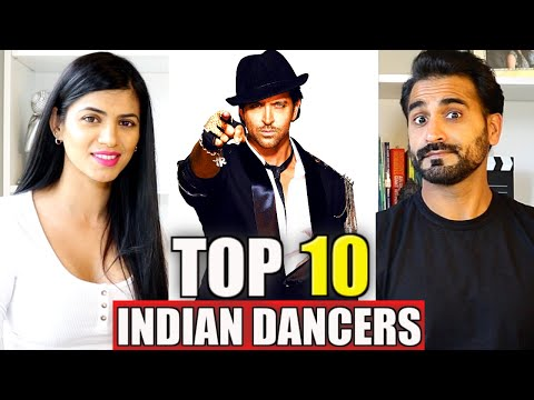 TOP 10 INDIAN DANCERS REACTION!!   Who Do You Think Wins?
