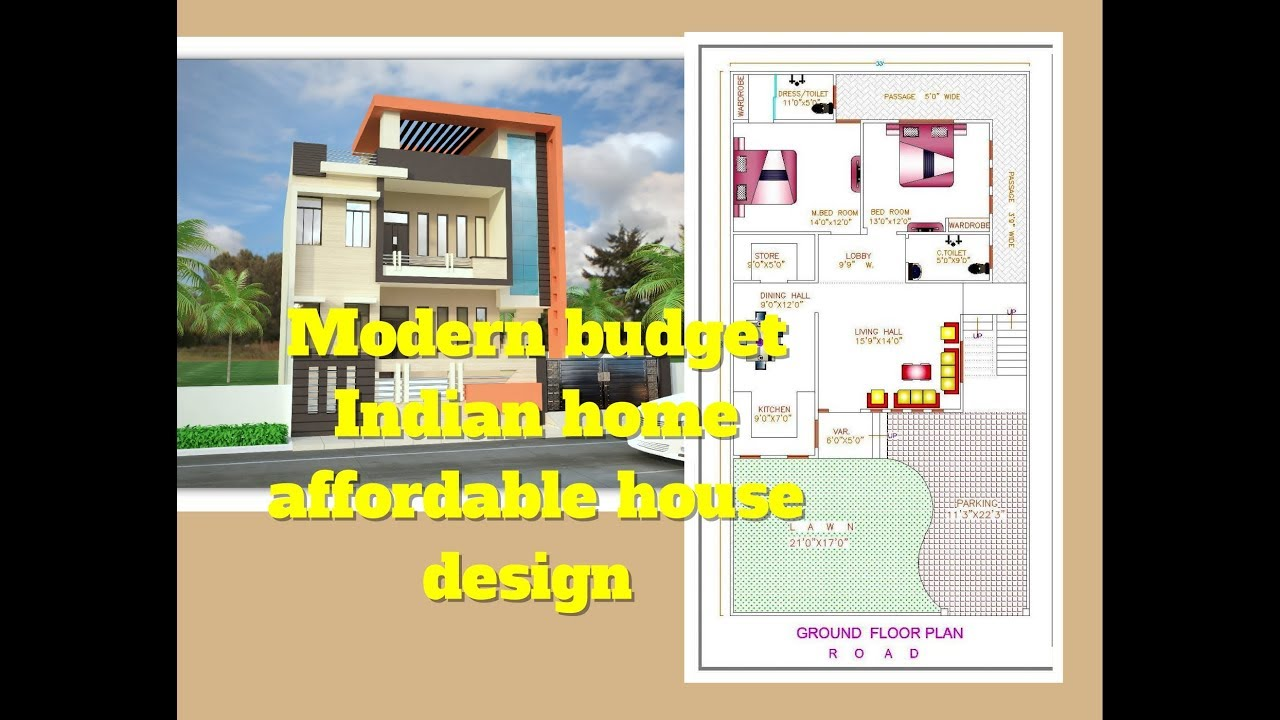 modern budget Indian home | house map | elevation design | floor plan on indian house drawing, indian house plan, future us map, indian house diagram, indian tribal maps, indian house painting, indian house restaurant, indian house mat, indian house design, wwii map, washington dc map, indian house info,
