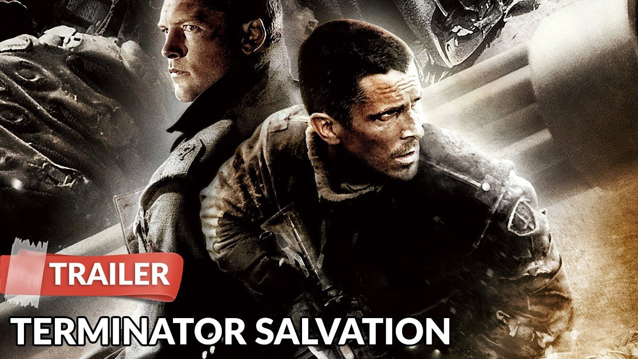 Download Terminator Salvation 2009 Trailer HD   Christian Bale   Sam Worthington