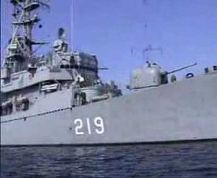 Hellenic / Greek Navy Destroyer