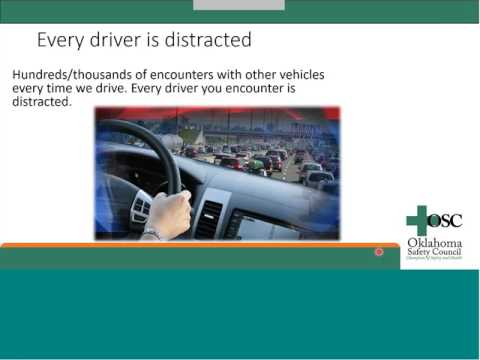 Employer Distracted Driving Programs, It's a Good Thing!