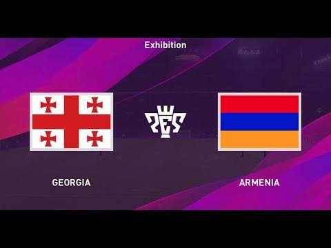 Georgia Vs Armenia 10-10