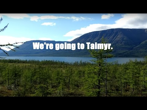 We're going to Taimyr