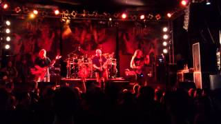 Nile - The Howling of the Jinn - 2013.09.03. Budapest Club 202.