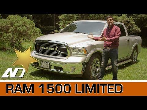 RAM 1500 Limited Laramie ⭐️ - Para machos que se respetan