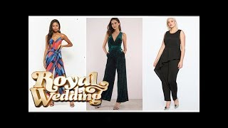 Royal Wedding | 15 chic jumpsuits to wear to your wedding instead of a white gown