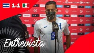 FINAL #CMOQ Entrevista con Edwin Rodríguez jugador de Honduras 🇭🇳