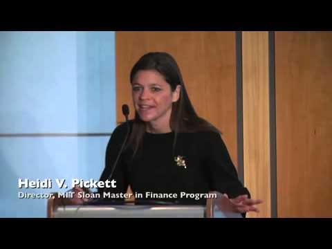 MIT : Online master of finance