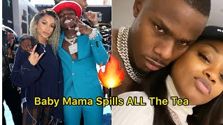 The Truth About DaBaby And DaniLeigh (His Baby Mama Responds)