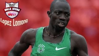 Holla Atcha Boy (Lopez Lomong Episode 1.24)