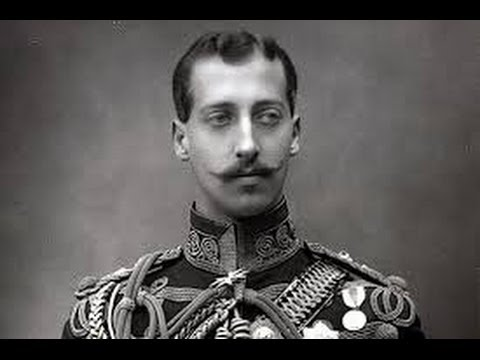 Biography: Prince Albert Victor Christian Edward