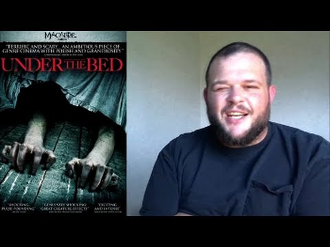 Under the Bed 2012 movie  horror creature Steven C. Miller