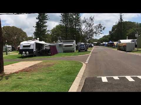 171. Coolum Beach Holiday Park, Sunshine Coast Qld