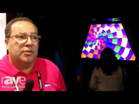 InfoComm 2016: BenQ Features CH100 Projector