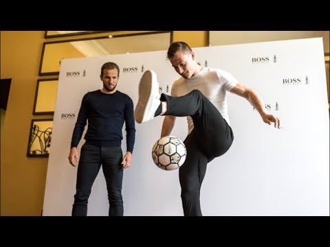 FREESTYLE SKILLS with HARRY KANE!
