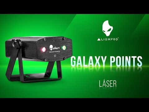 GALAXY POINTS - Láser