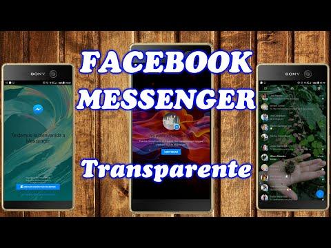 Como Personalizar Facebook Messenger 2017