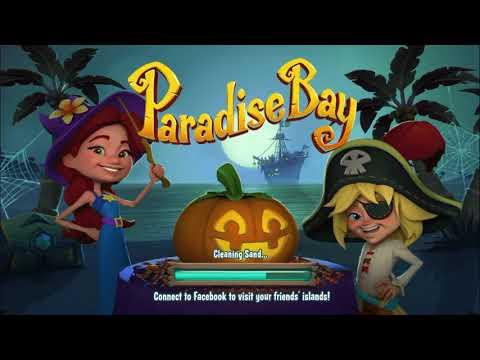 Paradise Bay - Halloween Event 2017