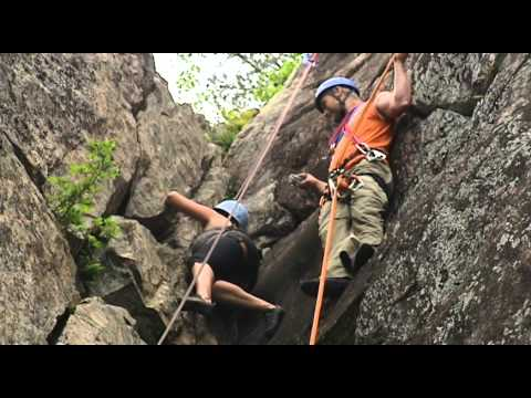 The Weekend Adventurer Canada - Rock Climbing