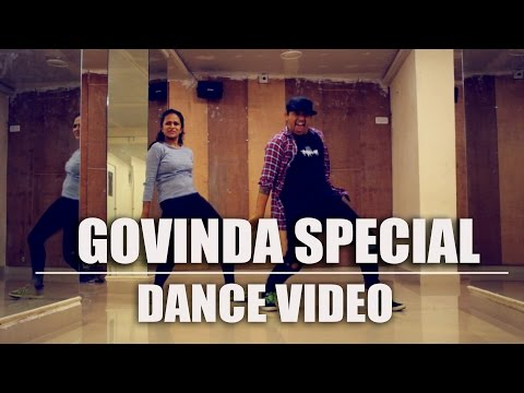 Ek Chumma || Govinda Special Song || Tribute || Dance Video || Rockstar Dance Studios