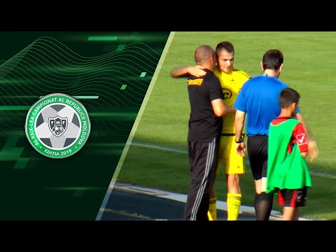 Zaria 0:2 Sheriff // Divizia Națională, 17.09.2017