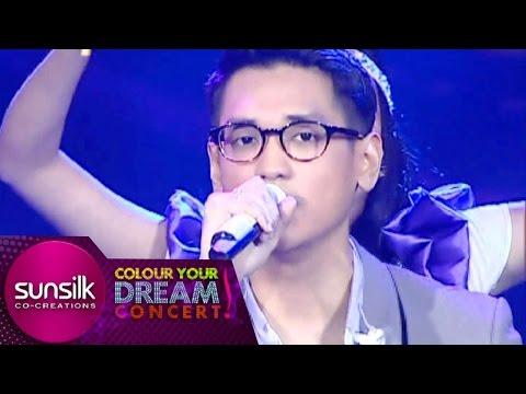 """Afgan """" Dia Dia Dia """" - Sunsilk Colour Your Dream Concert (20/5)"""