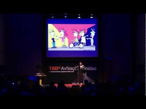Renata Falzoni at TEDxAvNaçõesUnidas