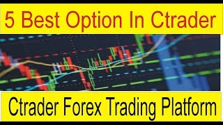 5 Best option in Ctrader Trading platform | Tani Forex Foreign Exchange Tutorial in Hindi and Urdu