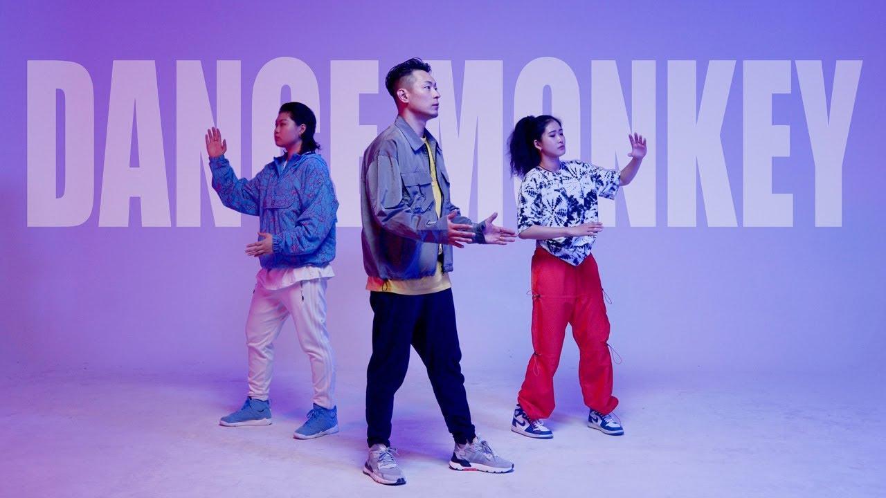 TONES AND I - DANCE MONKEY / Kyo Choreography