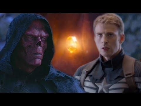 MARVEL REVEALS How Captain Returned The Soul Stone To RED SKULL & What Happened - Avengers Endgame