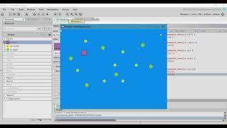 Видеоуроки Game Maker Studio 2 на русском (урок 4 - телепортация, WASD, строки)