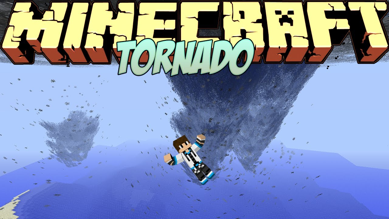 Minecraft mods showcase tornado mod! (1. 8) 1. 7. 10 1. 8. 2.