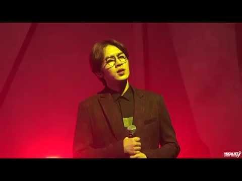 [FANCAM] SG워너비 - 이토록 아름다운 이석훈 직캠 @ SG워너비 서울콘서트 151009+151010