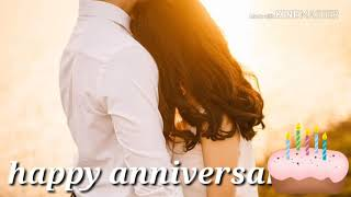 Happy wedding anniversary song video in hindi