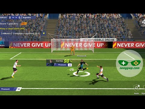 Ultimate Football Club (Android IOS APK) - Soccer Tactics Gameplay Chapter 1 (CBT)