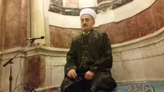 Cemal Şahiner Yozgat Çapanoğlu Büyük Camii İmami