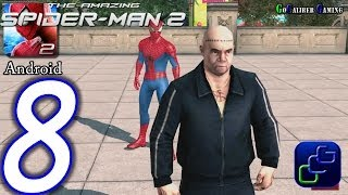 The Amazing Spider-man 2 Android Walkthrough - Part 8 - Episode 2 Completed Alek