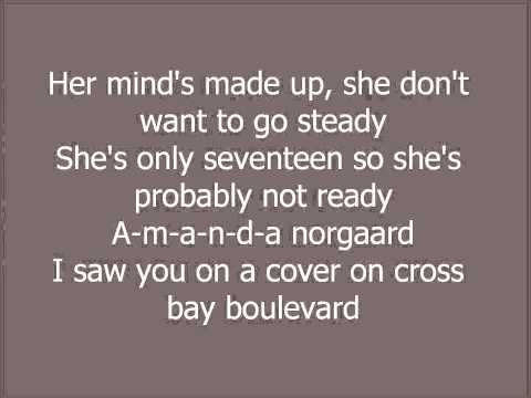 The Vaccines - Norgaard Lyrics (on screen)