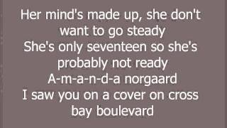 Cover images The Vaccines - Norgaard Lyrics (on screen)