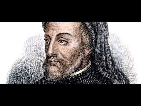 GEOFFREY CHAUCER - Introduction (Life and Work in 4 minutes)