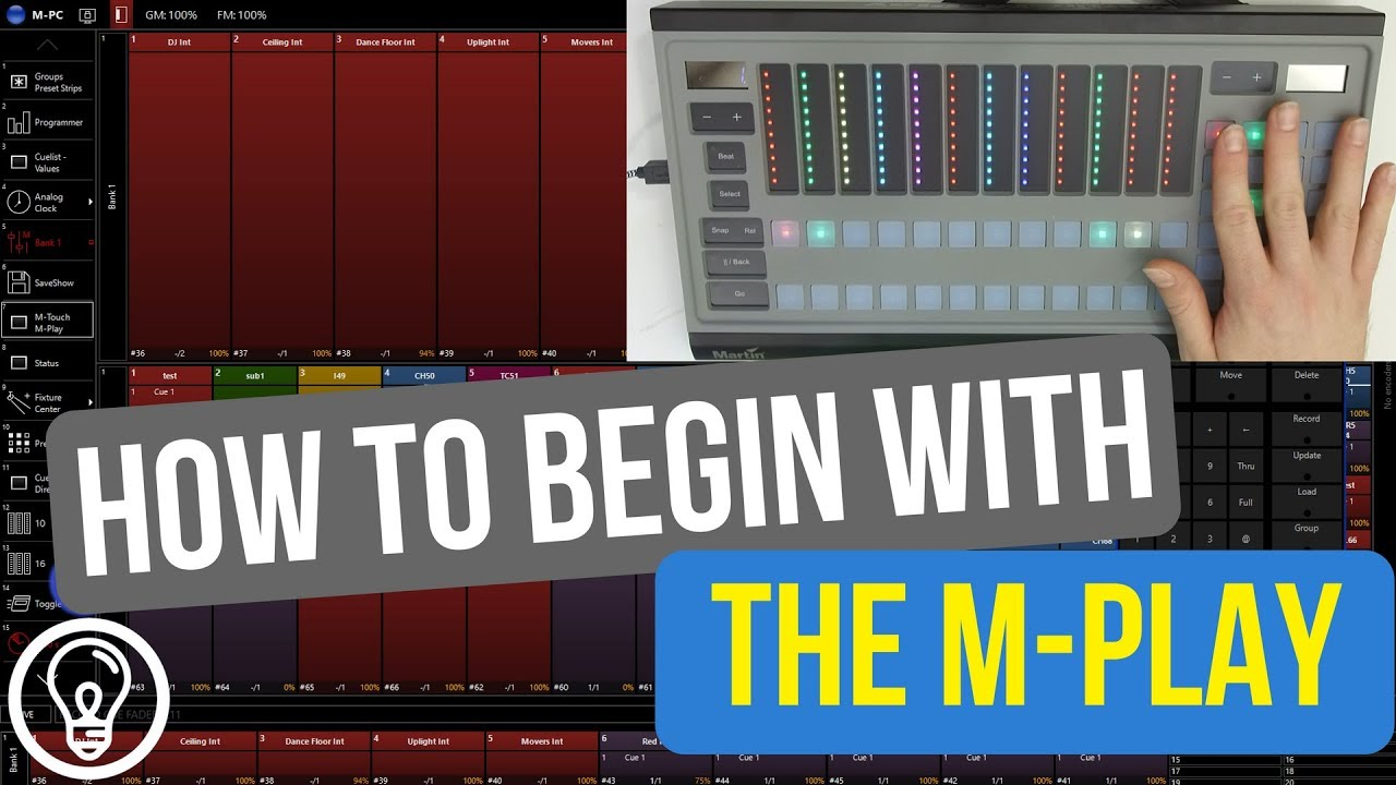 How to Get Started with the M-Play